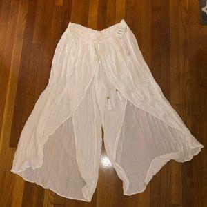Gauze Cover-Up Pants CHELSEA28